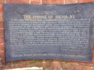 Shrine of Sigma Nu